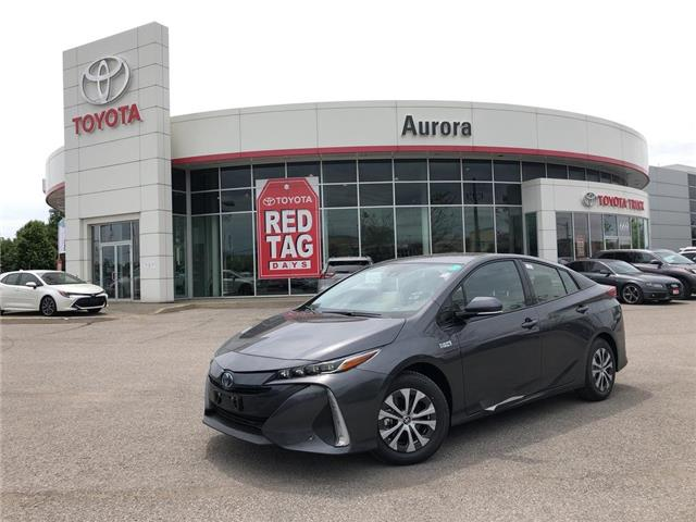2020 Toyota Prius Prime Base (Stk: 31038) in Aurora - Image 1 of 15