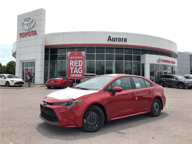 2020 Toyota Corolla LE (Stk: 31032) in Aurora - Image 1 of 15