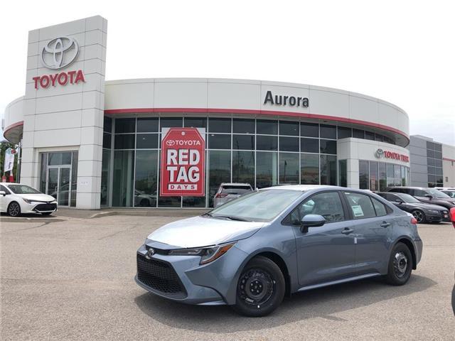 2020 Toyota Corolla L (Stk: 31039) in Aurora - Image 1 of 15