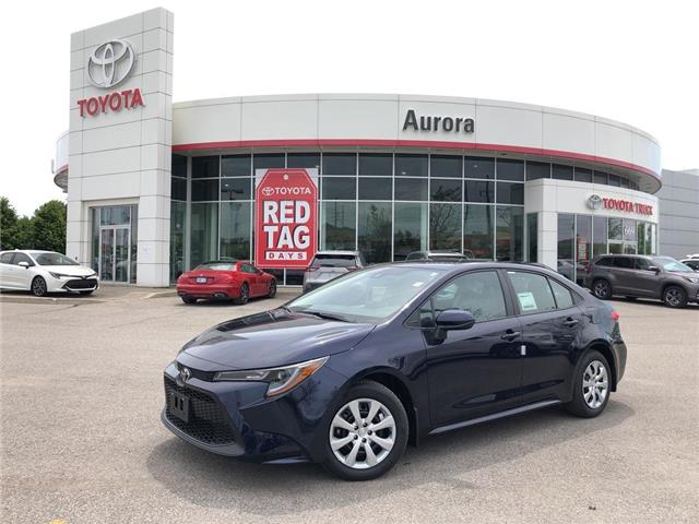 2020 Toyota Corolla LE (Stk: 31042) in Aurora - Image 1 of 15