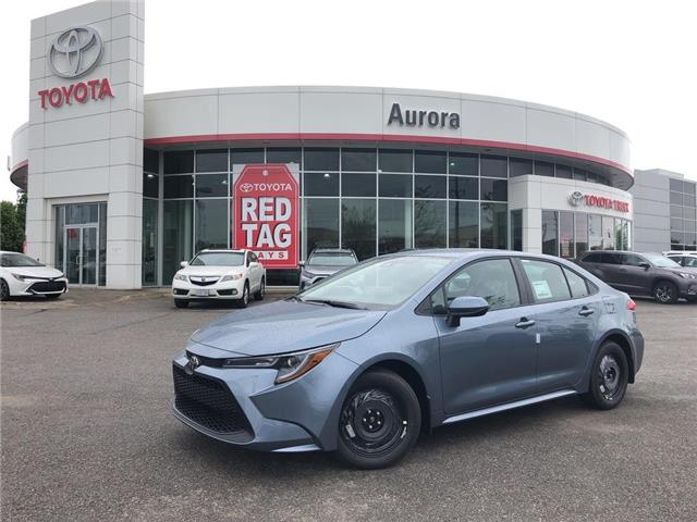 2020 Toyota Corolla LE (Stk: 31036) in Aurora - Image 1 of 15