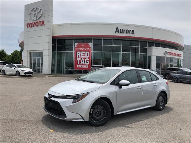 2020 Toyota Corolla LE (Stk: 31048) in Aurora - Image 1 of 15