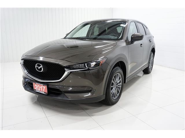 2017 Mazda CX-5 GX (Stk: MP0539) in Sault Ste. Marie - Image 1 of 21