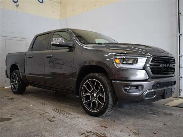 2019 RAM 1500 SPORT 4X4 - PANO ROOF * NAV * FULL TRIM * LOW KM (Stk: DP4096) in Kingston - Image 2 of 30