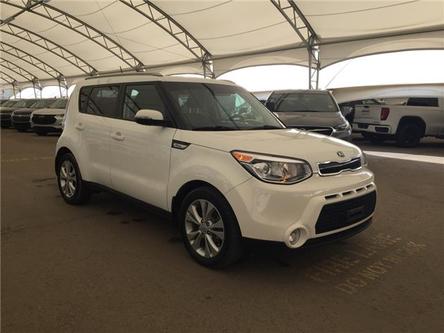 2016 Kia Soul EX (Stk: 176402) in AIRDRIE - Image 1 of 20