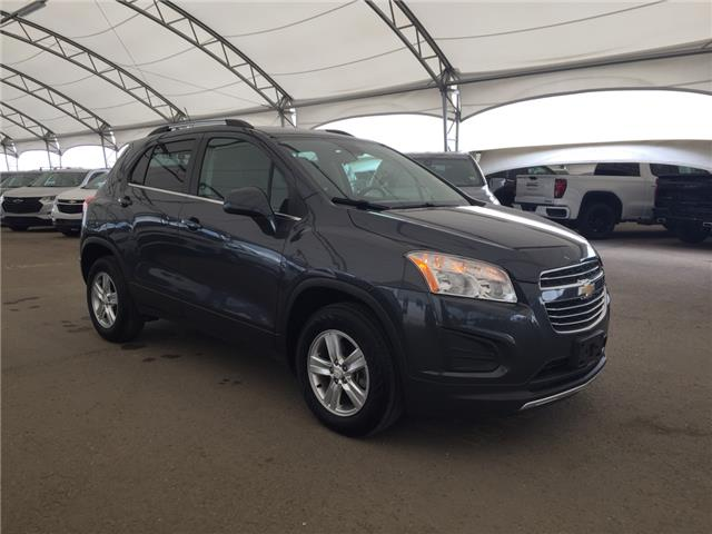 2016 Chevrolet Trax LT (Stk: 140675) in AIRDRIE - Image 1 of 22