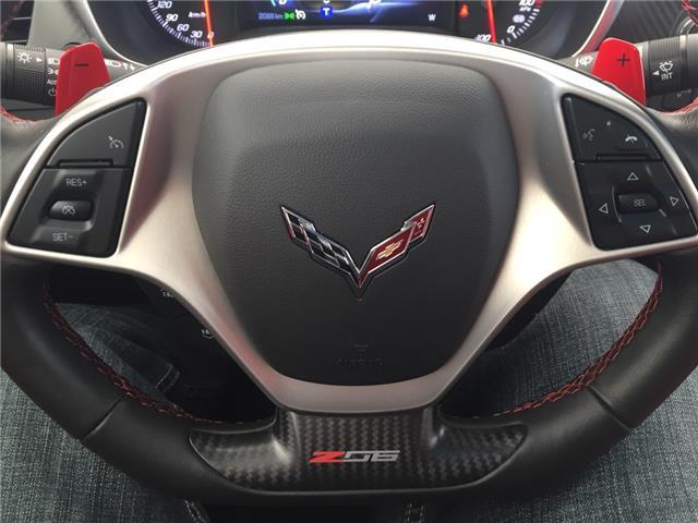 2019 Chevrolet Corvette Z06 (Stk: 176211) in AIRDRIE - Image 11 of 26