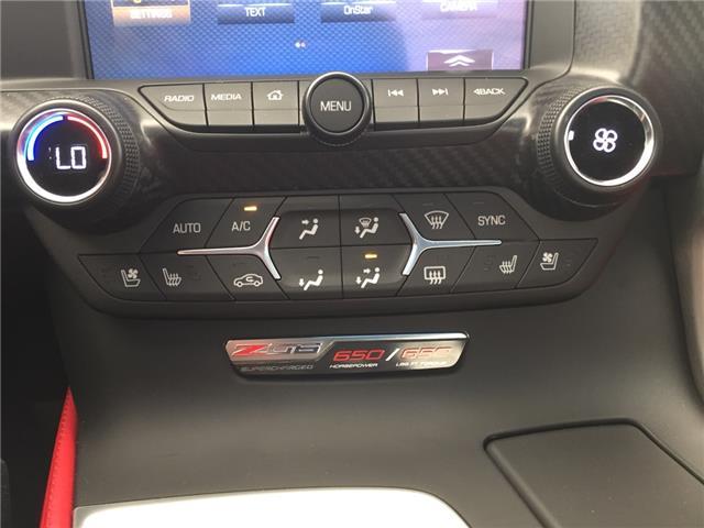 2019 Chevrolet Corvette Z06 (Stk: 176211) in AIRDRIE - Image 15 of 26