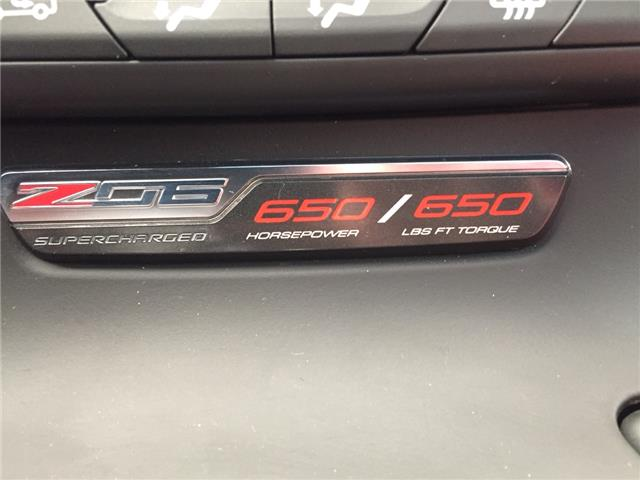 2019 Chevrolet Corvette Z06 (Stk: 176211) in AIRDRIE - Image 17 of 26