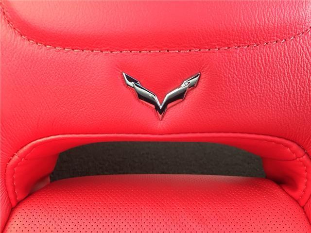 2019 Chevrolet Corvette Z06 (Stk: 176211) in AIRDRIE - Image 19 of 26