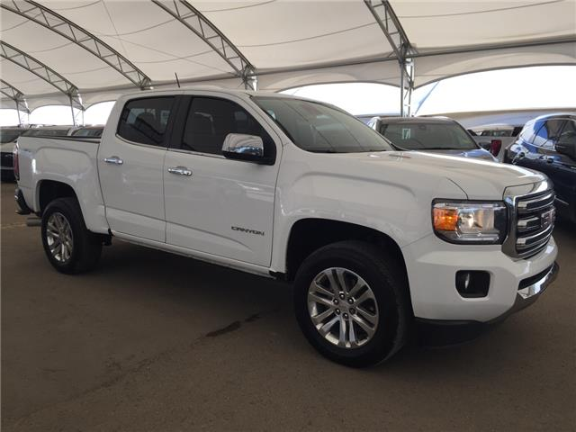 2017 GMC Canyon SLT (Stk: 151024) in AIRDRIE - Image 1 of 24