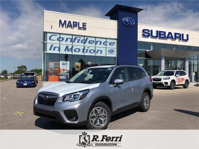 2019 Subaru Forester Convenience w/ Eyesight CVT for sale in
