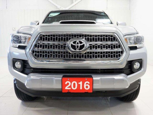 2016 Toyota Tacoma SR5 (Stk: V0463) in Sault Ste. Marie - Image 2 of 23