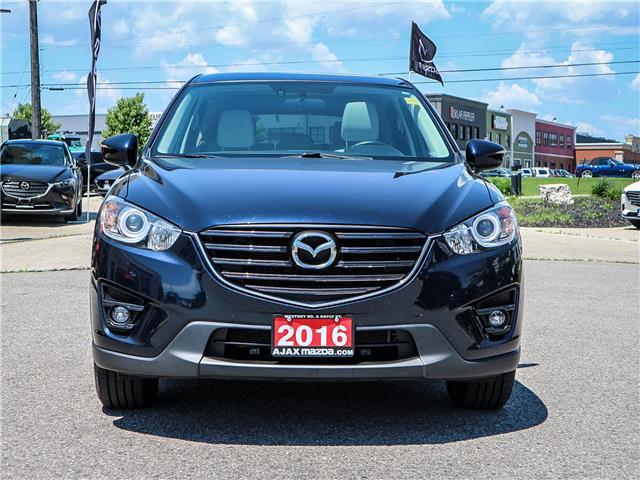 2016 Mazda CX-5 GS (Stk: 19-1064A) in Ajax - Image 2 of 24