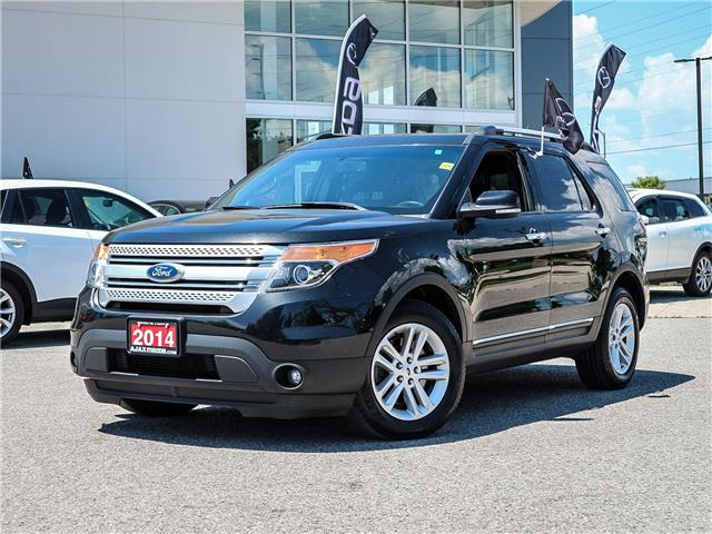 2014 Ford Explorer XLT (Stk: U73A) in Ajax - Image 1 of 21