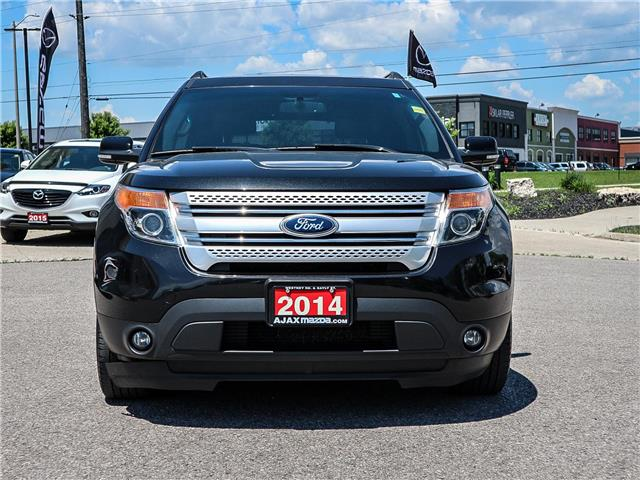 2014 Ford Explorer XLT (Stk: U73A) in Ajax - Image 2 of 21