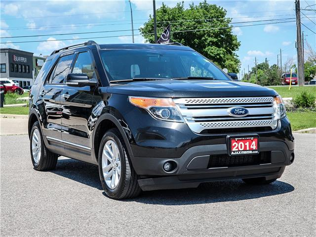 2014 Ford Explorer XLT (Stk: U73A) in Ajax - Image 3 of 21