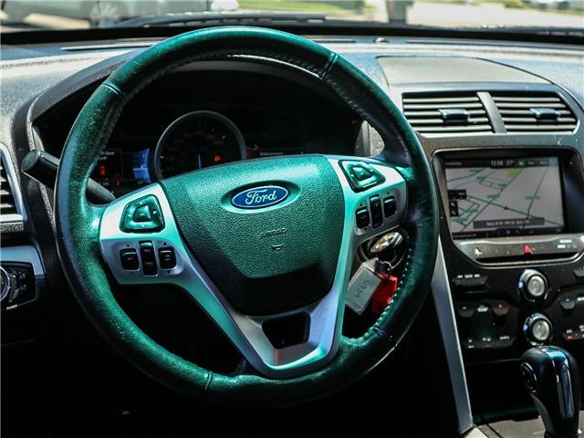 2014 Ford Explorer XLT (Stk: U73A) in Ajax - Image 12 of 21