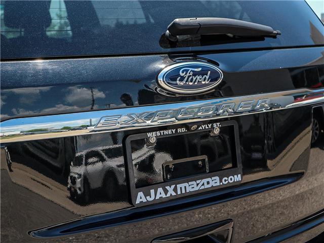 2014 Ford Explorer XLT (Stk: U73A) in Ajax - Image 17 of 21