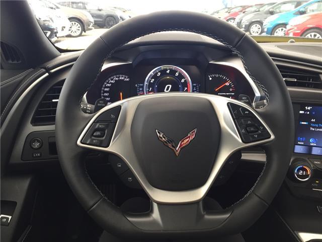 2019 Chevrolet Corvette Stingray (Stk: 176059) in AIRDRIE - Image 7 of 27