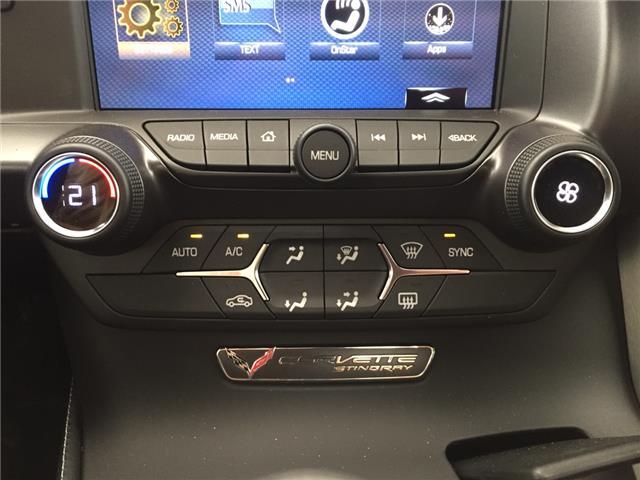 2019 Chevrolet Corvette Stingray (Stk: 176059) in AIRDRIE - Image 11 of 27