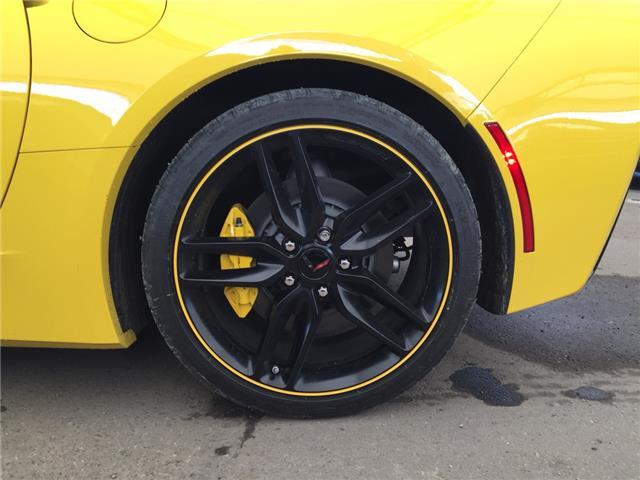 2019 Chevrolet Corvette Stingray (Stk: 176059) in AIRDRIE - Image 16 of 27