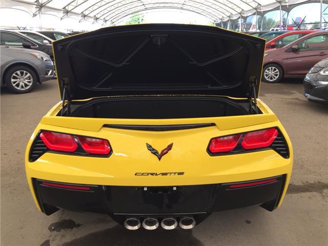 2019 Chevrolet Corvette Stingray (Stk: 176059) in AIRDRIE - Image 24 of 27
