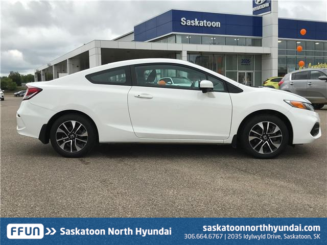 2015 Honda Civic EX (Stk: B7346A) in Saskatoon - Image 2 of 26