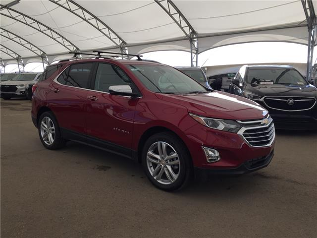 2019 Chevrolet Equinox Premier (Stk: 176315) in AIRDRIE - Image 1 of 29