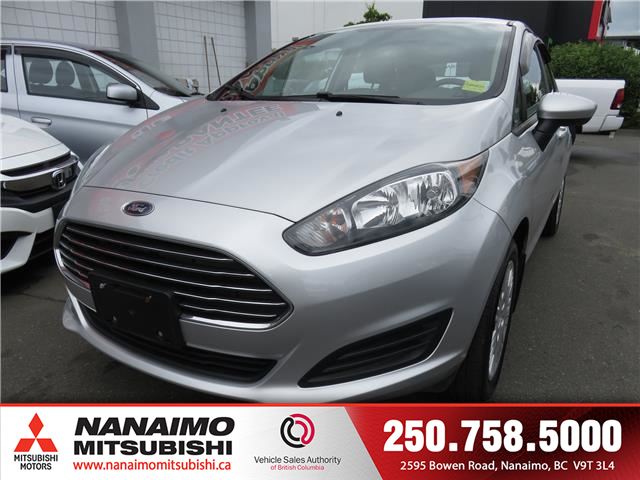 2017 Ford Fiesta S (Stk: P1654) in Nanaimo - Image 1 of 9