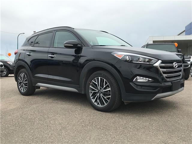 2017 Hyundai Tucson SE (Stk: 39271A) in Saskatoon - Image 1 of 26