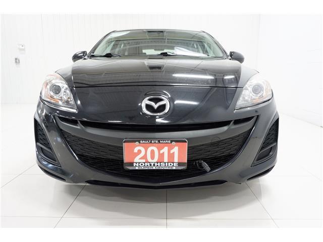 2011 Mazda Mazda3 Sport GX (Stk: P5400) in Sault Ste. Marie - Image 2 of 19