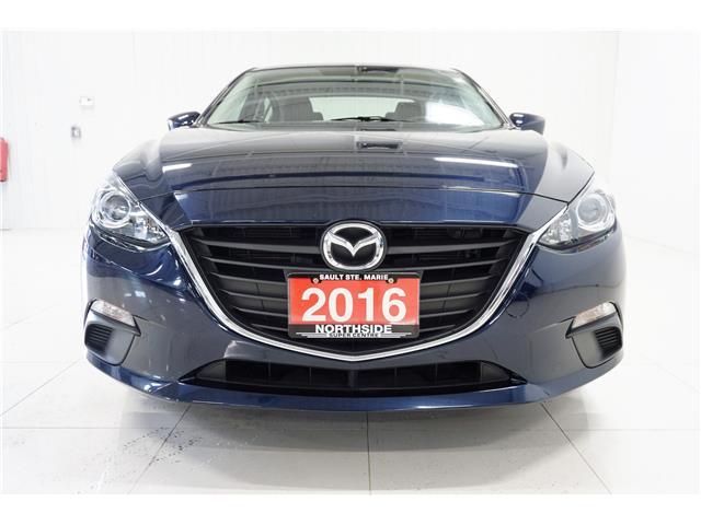 2016 Mazda Mazda3 GX (Stk: MP0556) in Sault Ste. Marie - Image 2 of 21