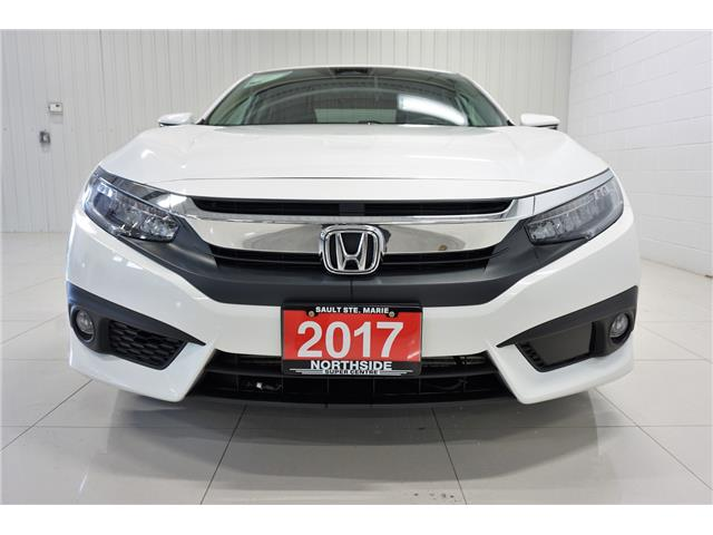 2017 Honda Civic Touring (Stk: P5398) in Sault Ste. Marie - Image 2 of 26