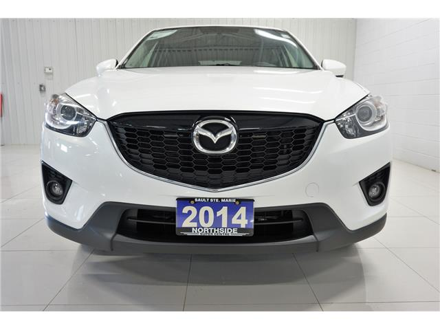 2014 Mazda CX-5 GS (Stk: M19053A) in Sault Ste. Marie - Image 2 of 23