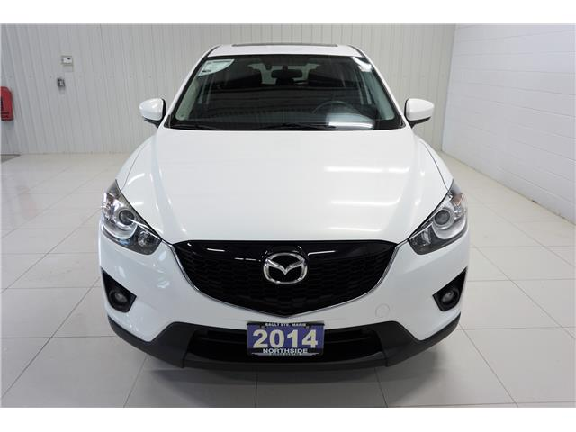 2014 Mazda CX-5 GS (Stk: M19053A) in Sault Ste. Marie - Image 3 of 23