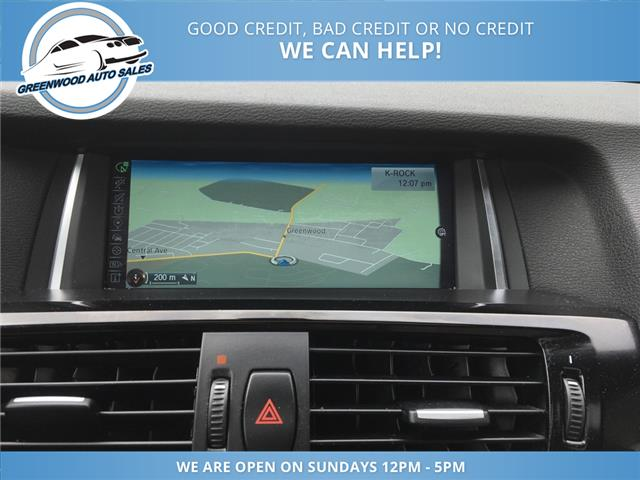 2015 BMW X3 xDrive28i (Stk: 15-56801) in Greenwood - Image 12 of 25