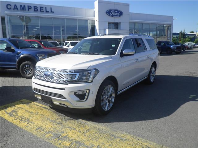 2019 Ford Expedition Max Platinum (Stk: 1916140) in Ottawa - Image 1 of 11
