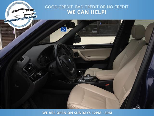 2015 BMW X3 xDrive28i (Stk: 15-56801) in Greenwood - Image 21 of 25