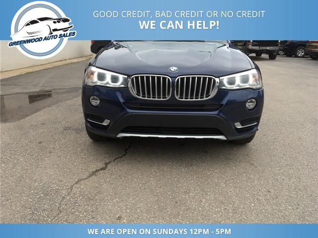 2015 BMW X3 xDrive28i (Stk: 15-56801) in Greenwood - Image 4 of 25