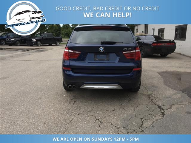 2015 BMW X3 xDrive28i (Stk: 15-56801) in Greenwood - Image 8 of 25