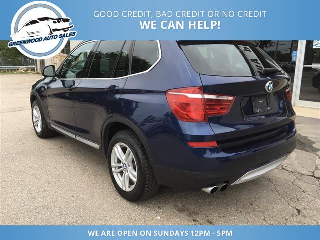 2015 BMW X3 xDrive28i (Stk: 15-56801) in Greenwood - Image 9 of 25