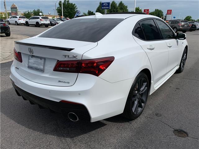 2018 Acura TLX Elite A-Spec (Stk: 1814770) in Hamilton - Image 11 of 34