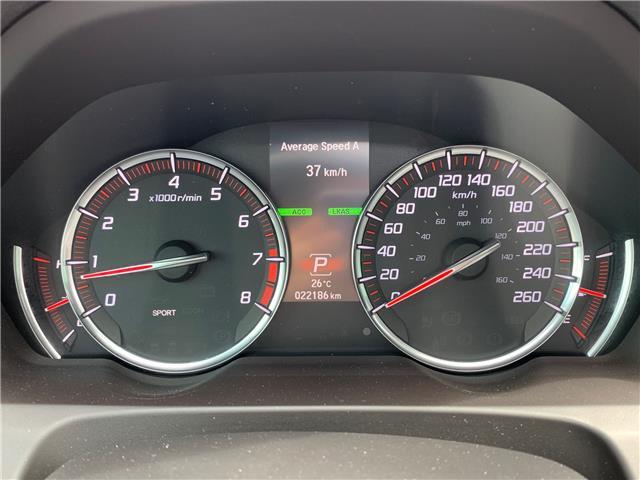 2018 Acura TLX Elite A-Spec (Stk: 1814770) in Hamilton - Image 5 of 34