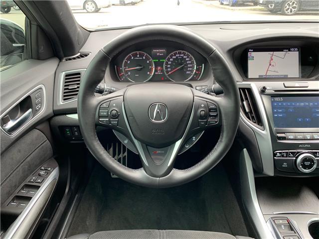 2018 Acura TLX Elite A-Spec (Stk: 1814770) in Hamilton - Image 17 of 34