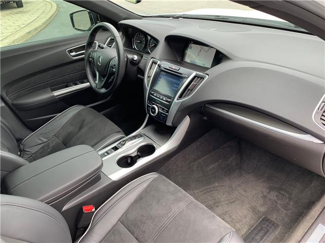 2018 Acura TLX Elite A-Spec (Stk: 1814770) in Hamilton - Image 22 of 34