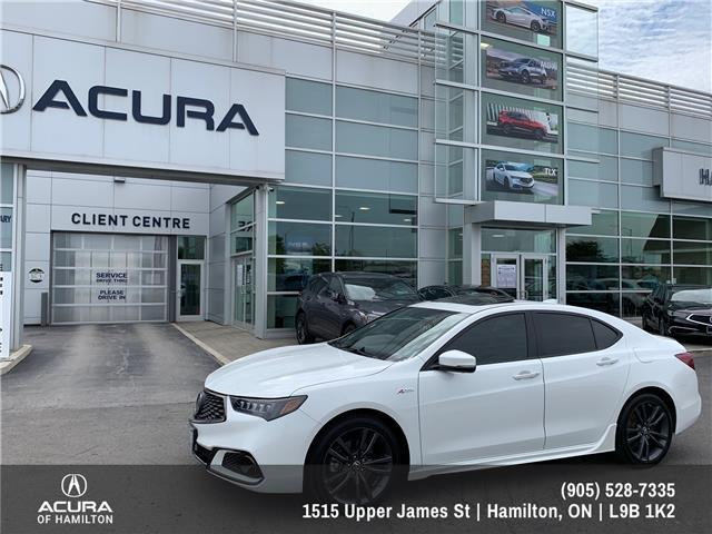 2018 Acura TLX Elite A-Spec (Stk: 1814770) in Hamilton - Image 34 of 34