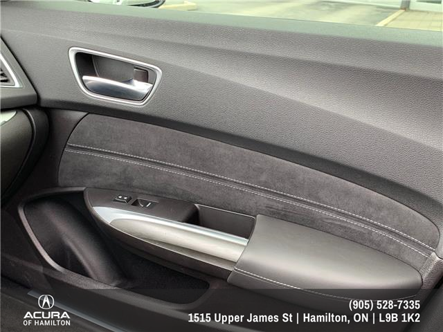 2018 Acura TLX Elite A-Spec (Stk: 1814770) in Hamilton - Image 28 of 34