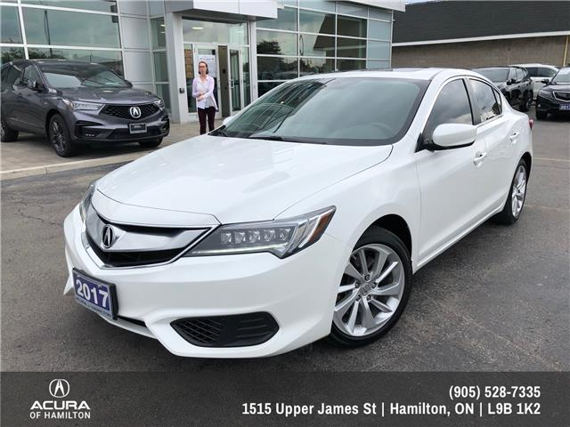2017 Acura ILX Technology Package (Stk: 1714870) in Hamilton - Image 1 of 22