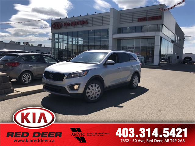 2016 Kia Sorento 2.0L EX (Stk: 9SR8834A) in Red Deer - Image 1 of 14